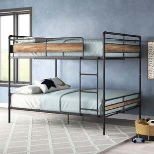 Queen Over King Bunk Bed Wayfair