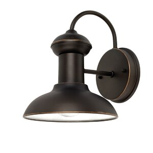 Crandallwood Indoor/Outdoor Barn Light