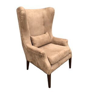 Dunnygarran Wingback Chair by Canora Grey