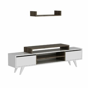 Read Reviews Gallup Modern TV Stand by George Oliver Reviews (2019) & Buyer's Guide