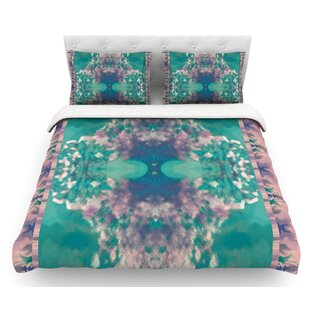 Ashby Blossom by Nina May Featherweight Duvet Cover