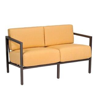 Salona Love Seat by Woodard
