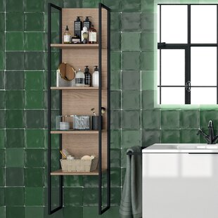 Wilmslow 36 X 140cm Bathroom Shelf By Ebern Designs