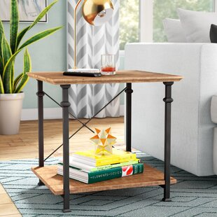 Best Choices Zona End Table ByMercury Row