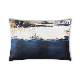Mercer41 Metter Square Cotton Pillow Cover Insert Wayfair