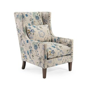 High Back Wingback Chair by JohnRichard