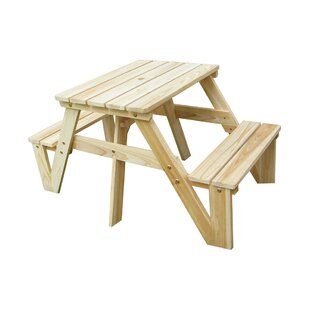 Low priced Kids Picnic Table ByLohasrus