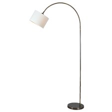 Bombardier Arched Floor Lamp