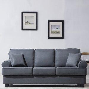 Classic Plush Sofa by Madison Home USA