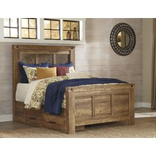 Aylesbury Storage Panel Bed by Loon Peak