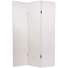 70.88 x 47.25 3 Panel Room Divider by Oriental Furniture