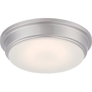 Firenze 1-Light Flush Moun..