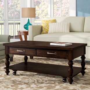 Morningstar Coffee Table by Charlton Home