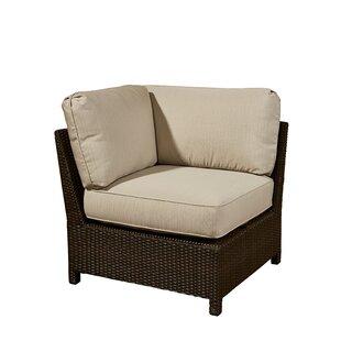Wildon Home ® Corner Chair with Cushion