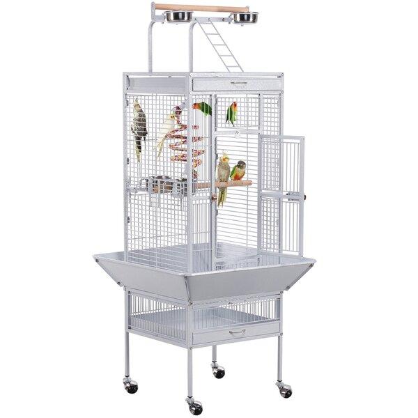Large Parrot Cage Wayfair