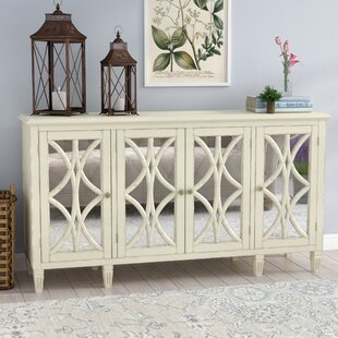 Comparison Driggs 4 Door Accent Cabinet By One Allium Way