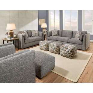 Brayden Studio Beatty Configurable Living Room Set