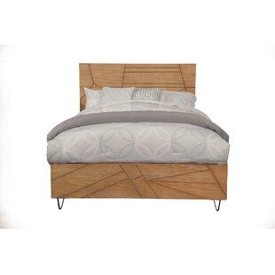 Benjamin Solid Wood Platform Bed by Langley Street