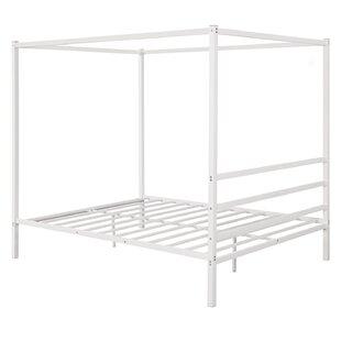 BooTiger Queen Canopy Bed