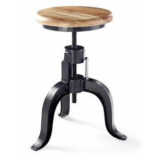 Adelene Height Adjustable Bar Stool By Williston Forge