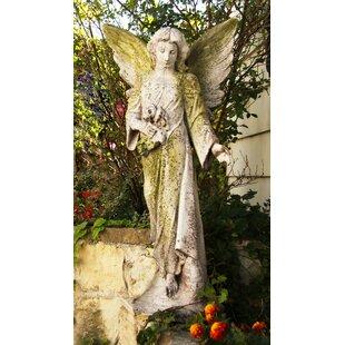 OrlandiStatuary Angels Angel Flora Statue