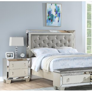 Sedalia 2 Drawer Nightstand by House of Hampton