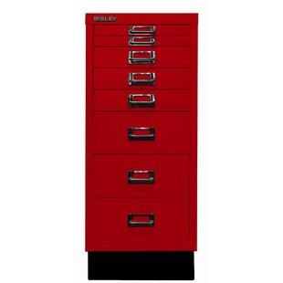 Bisley 5 Drawer Filing Cabinets