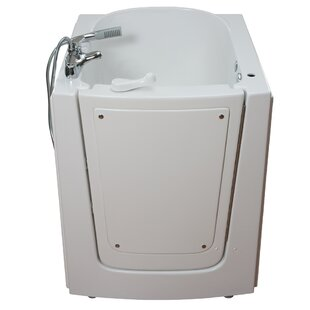 Ella Walk In Baths Front Entry Air Massage Whirlpool Walk-In Tub