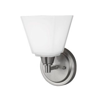 Atami 1-Light Bath Sconce by L..