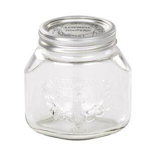 0.78125 qt. Canning jar