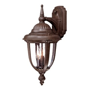 Great choice Prestwood 1-Light Outdoor Wall Lantern By Charlton Home