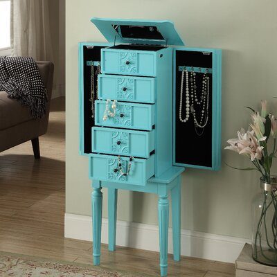 Free Standing Jewelry Boxes You Ll Love In 2020 Wayfair