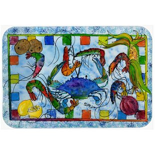 Colorful Glass Cutting Board