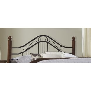 Affordable Price Alyson Open-Frame Headboard by Fleur De Lis Living