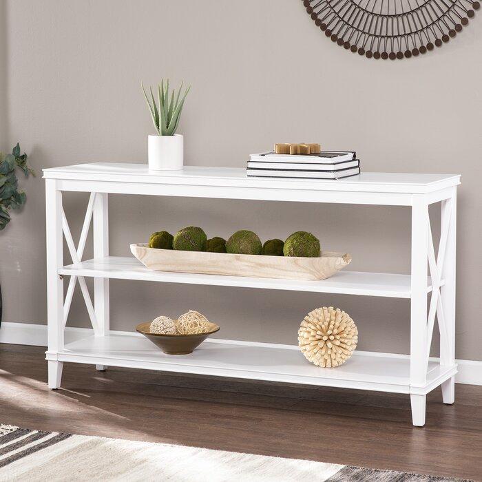 Brilliant Tristen 54 Console Table Inzonedesignstudio Interior Chair Design Inzonedesignstudiocom
