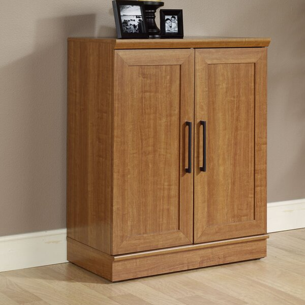 Tiberius 2 Doors Accent Cabinet Color Sienna Oak B000435809 334458969 Tradewins Furniture