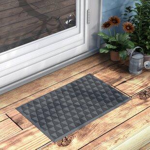 Beaupre Pine Trees Door mat