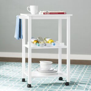 Etta Kitchen Cart by Andover Mills