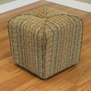 Coghlan Upholstered Ottoman by Red Barrel St..