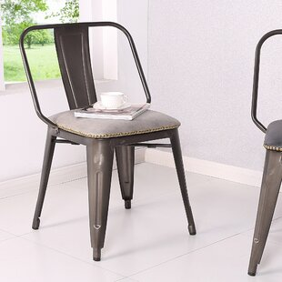 Gildea Upholstered Dining Chair (Set of 4) Williston Forge
