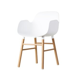 Wiese Dining Chair by George Oliver SKU:ED623632 Check Price