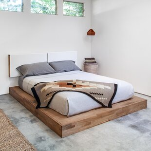 Order LAX Series Platform Bed by Mash Studios Reviews (2019) & Buyer's Guide