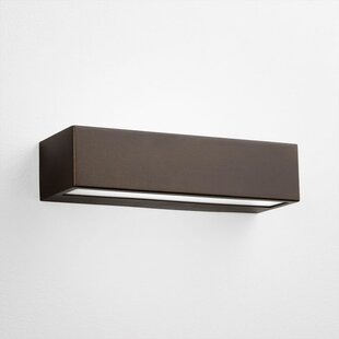 Oxygen Lighting Maia 2-Light Outdoor Wall Light