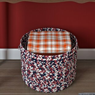 Buy luxury Utility Fabric Storage Basket By Andover Mills