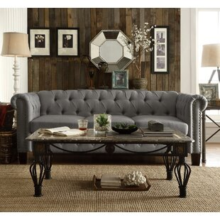 Shop Trevino  Chesterfield Sofa by Three Posts