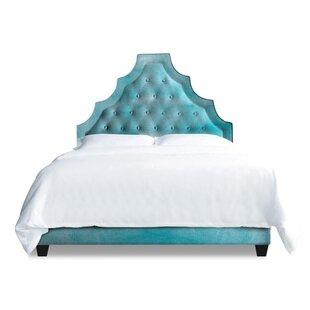 My Chic Nest Lexi Upholstered Platform Bed