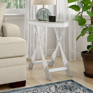 Comparison Darcy End Table By Beachcrest Home