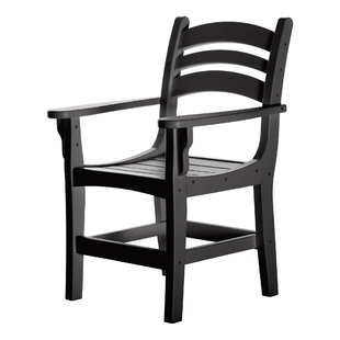 Yeager Patio Dining Arm Chair
