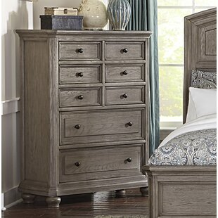 Best Thames 8 Drawer Chest by Three Posts