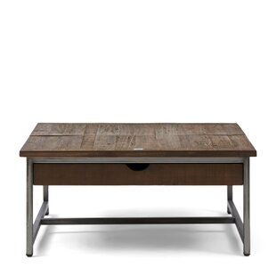 Arlington Lift Top Coffee Table With Storage By Riviera Maison